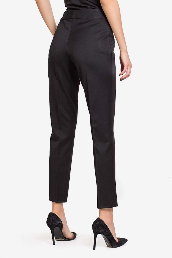 Pantalon en crêpe VIGO image 2