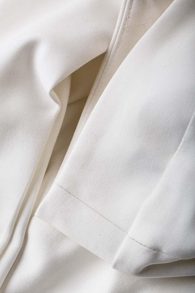 Pantalon évasé en crêpe VIGO image 4