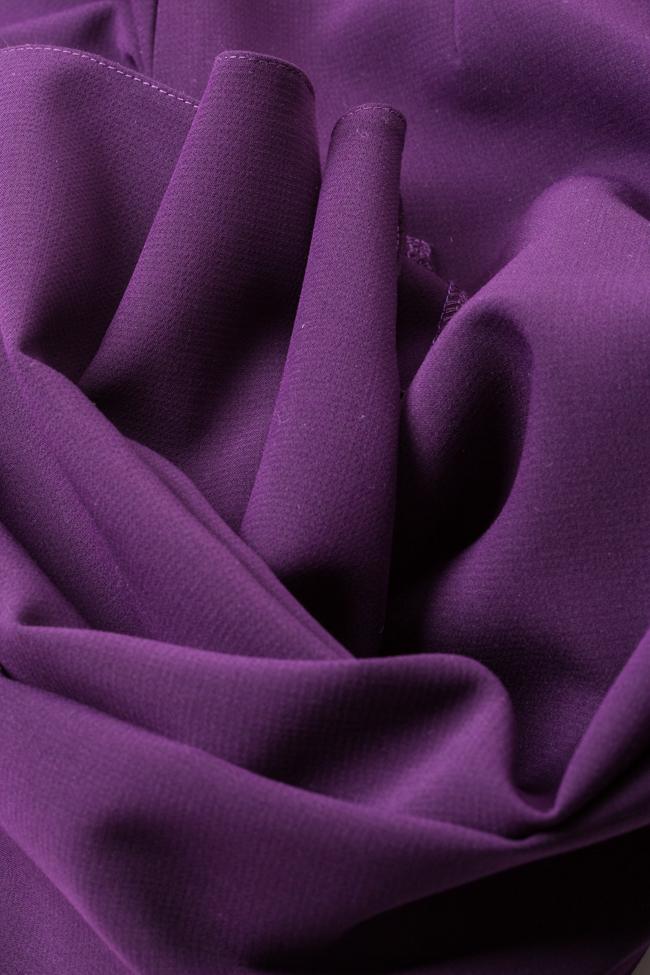 Asymmetric crepe cullotes DALB by Mihaela Dulgheru image 4