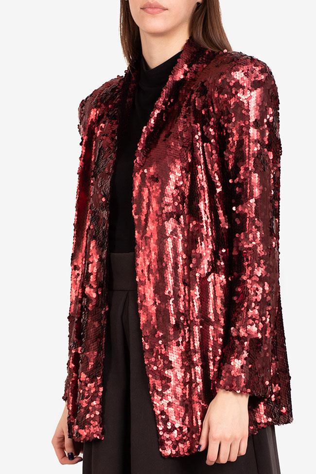 Elton sequined blazer I Love Parlor image 0