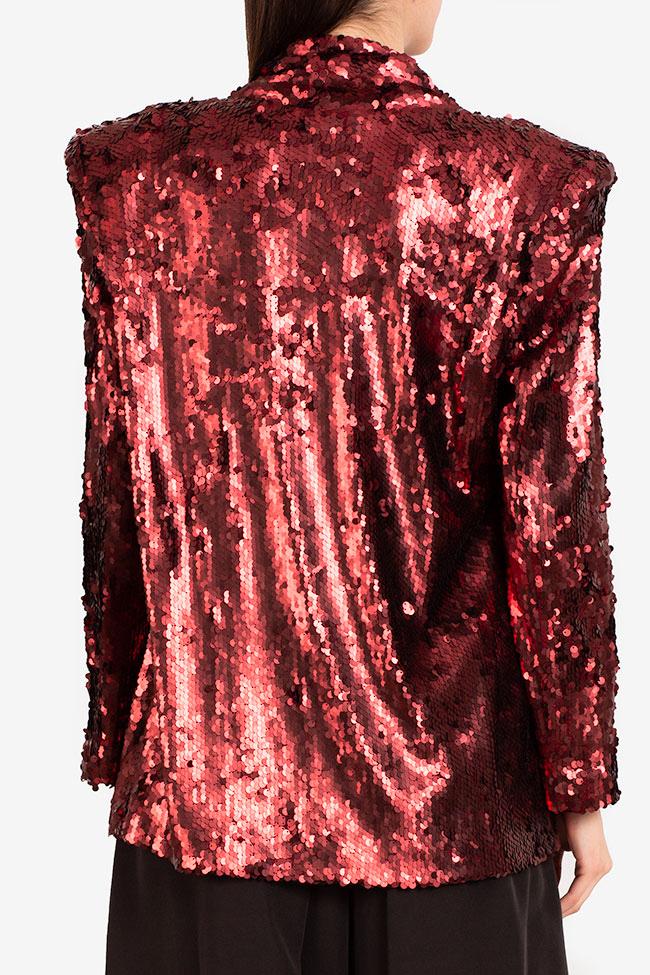 Elton sequined blazer I Love Parlor image 2