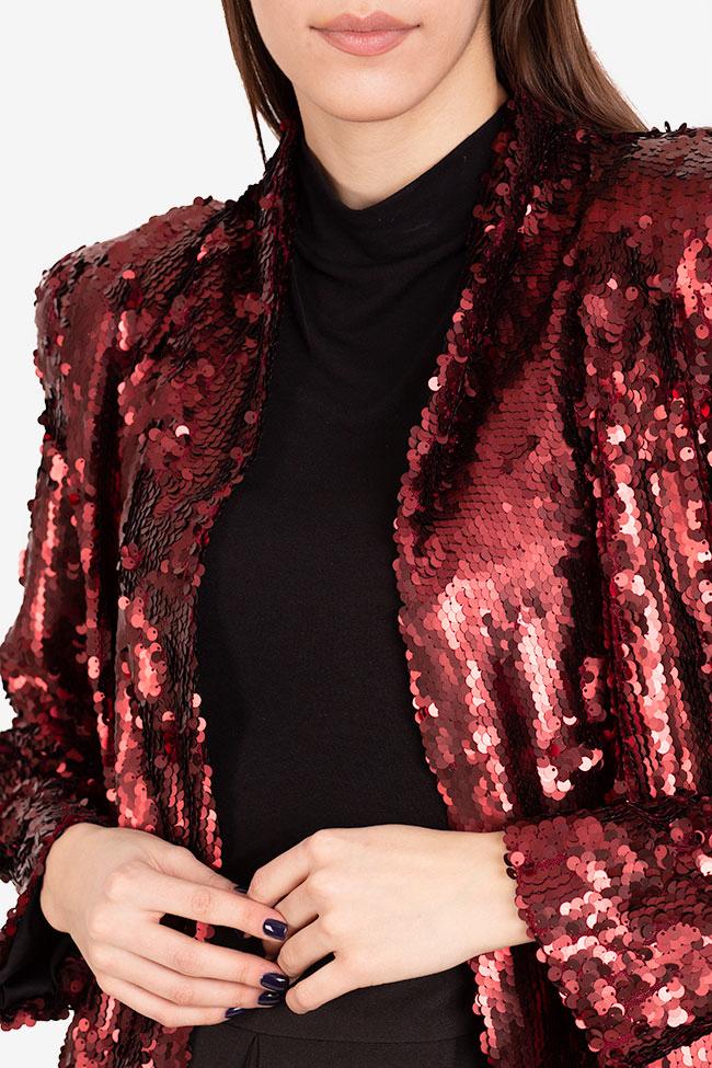 Elton sequined blazer I Love Parlor image 3