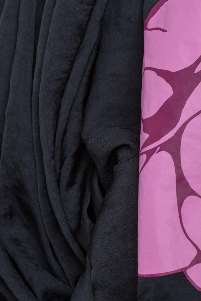 Rochie reglabila cu imprimeu floral Studio Cabal imagine 4