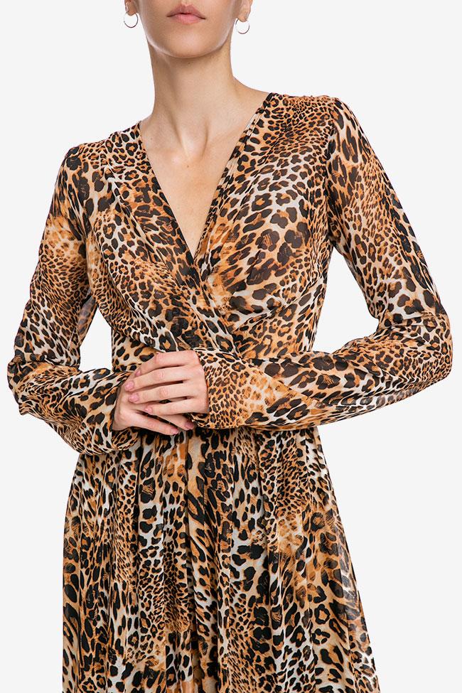 Robe «Felinne» en voile Esa  image 3