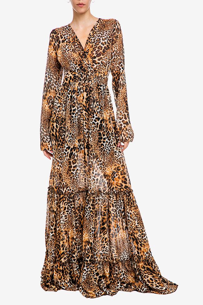 Robe «Felinne» en voile Esa  image 0
