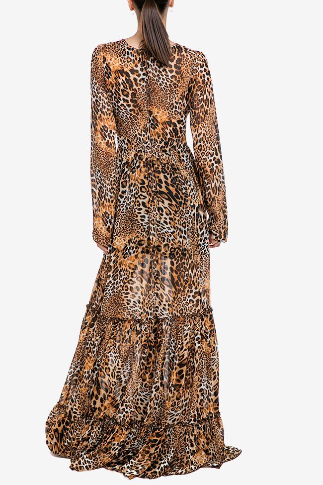Robe «Felinne» en voile Esa  image 2