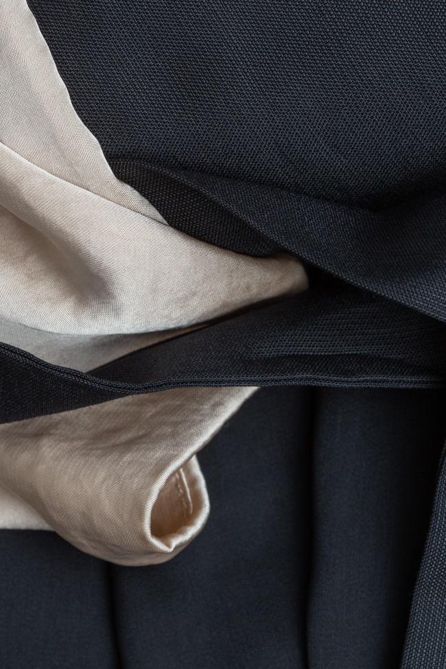 Robe type gilet Delphine en mélange de coton Studio Cabal image 4