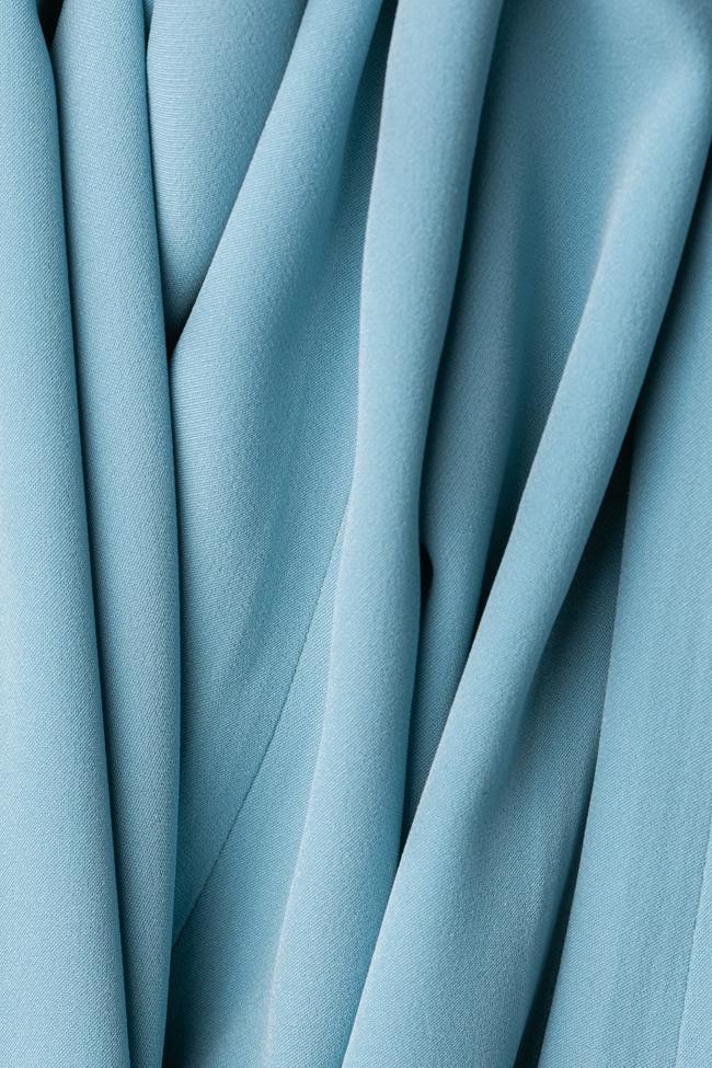 Robe midi avec des volants décoratifs et découpes latérales VIGO image 3