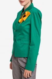 Marius Musat Sacou verde din bumbac