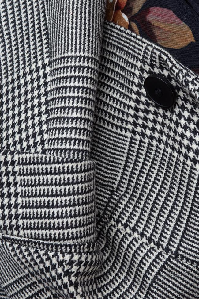 Costum din lana CLIPS SECOND HAND imagine 3