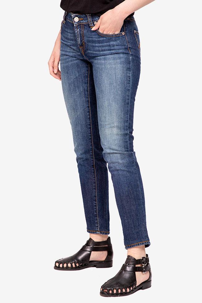 Jeans clasic Jacob Cohen imagine 0