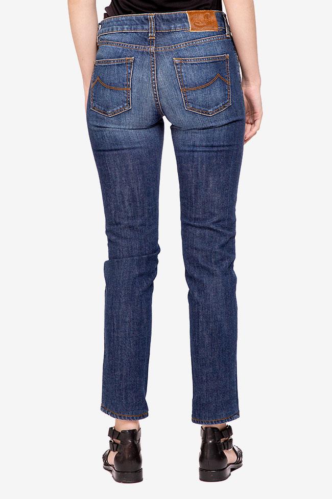 Jeans clasic Jacob Cohen imagine 1