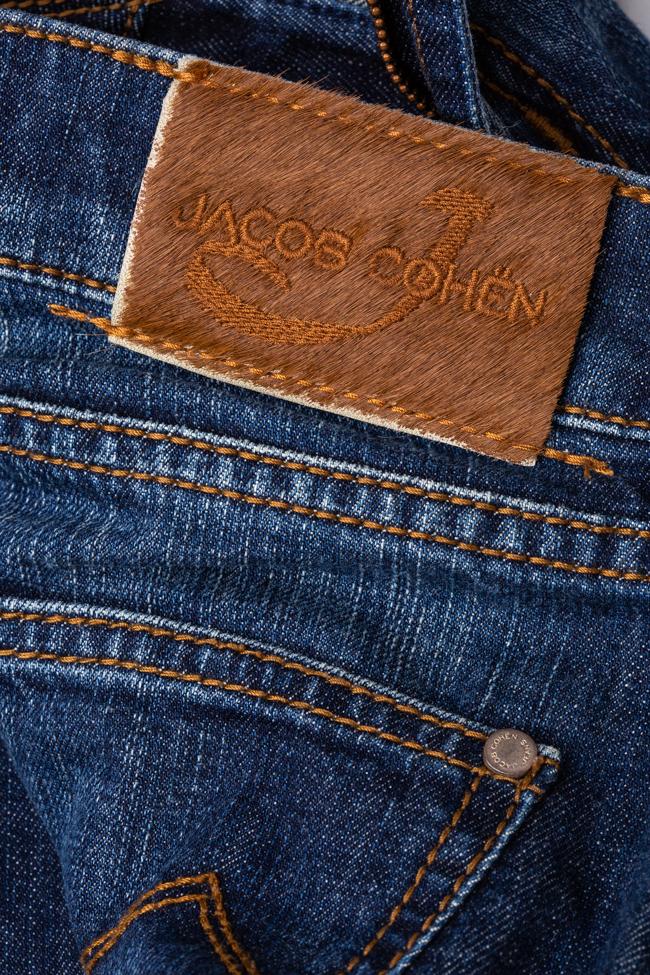 Jeans clasic Jacob Cohen imagine 2