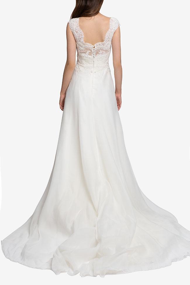 Rochie de mireasa model Taylor Pronovias imagine 1