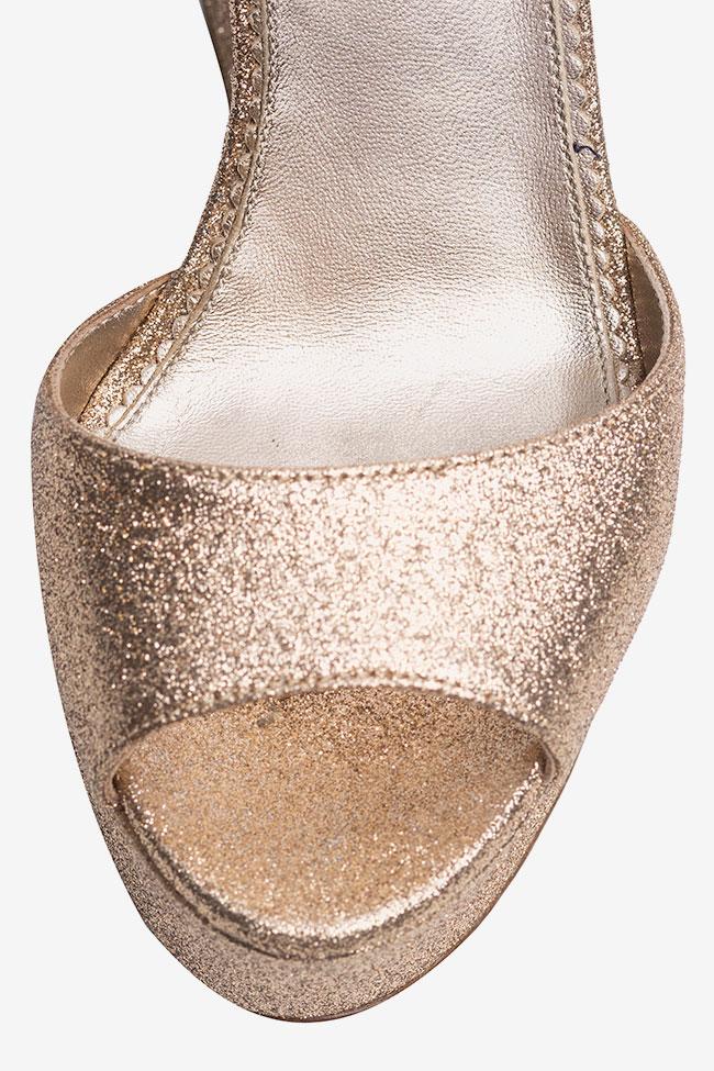 Sandale cu talpa groasa Le Silla imagine 2