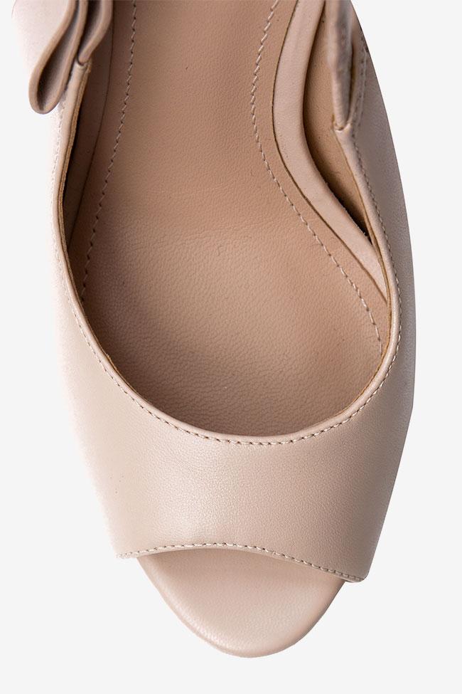 Sandale roz prafuit Guess imagine 3