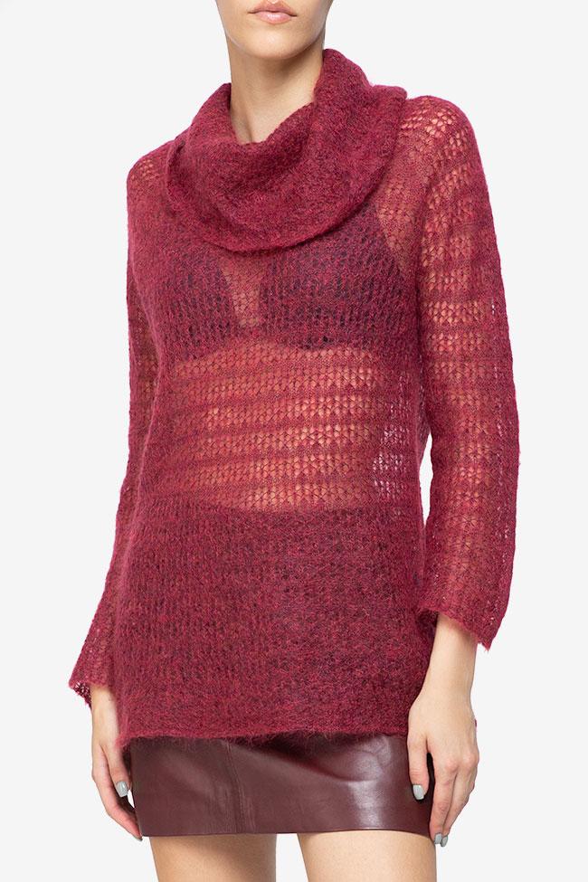 Pulover din lana Stefanel imagine 0